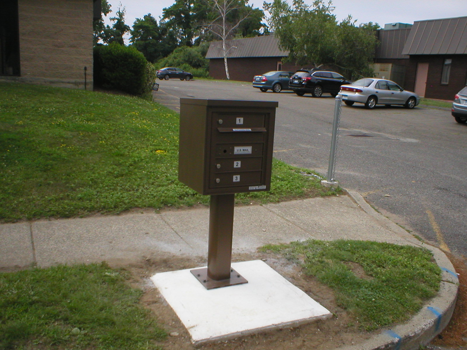 Indoor Commercial Mailboxes Usps 4c
